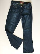 Lucky Brand Womens Jeans 6/28 Ankle Sofia Boot Cut Dark BI3