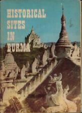 Historical Sites In Burma(Hardback Book)Aung Thaw-Acceptable