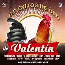 Juan Garza - Exitos de Oro de Valentin [New CD]
