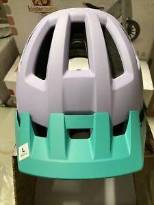Smith Session MIPS Adult Large Bicycle MTB Bike Helmet Matte Iris Indigo Jade