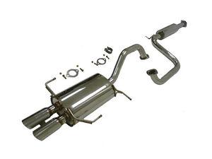 OBX Catback Exhaust Fits 00-03 Maxima Cefiro 00-04 I30 I35 A33 VQ30DE VQ35DE
