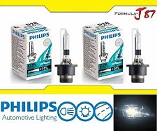 Philips HID X-Treme Vision White 4800K D2R Two Bulbs Head Light Replace Low Beam