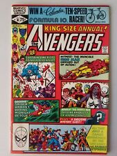 The Avengers # Annual 10