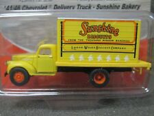 CLASSIC METAL WORKS #30333 HO SCALE /'41//6 CHEVY DELIVERY TRUCK SUNSHINE BAKERY