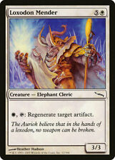 Magic MTG Tradingcard Mirrodin 2003 Loxodon Mender 12/306
