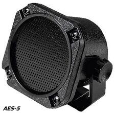 Monacor Aufbaulautsprecher Funklautsprecher AES-5, robust, feuchtigkeitsgeschütz
