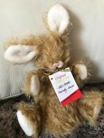 Osterhase Mohair Original Clemens 24 cm, Handy-Hase limited 50-999