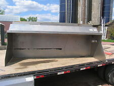 Grease Exhaust Vent Hood System Stainless Steel Restaurant