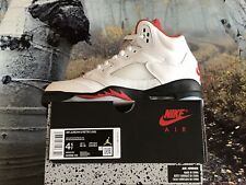 Nike Air Jordan 5 Retro Fire Red GS (2020) Size 4.5y IN HAND