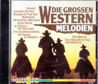 Bruno Bertone (Orch.) Die grossen Western Melodien (& Ned Nash [Orch.]) [CD]