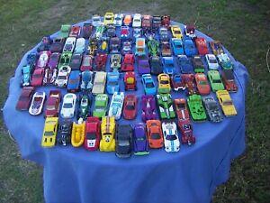 HOT WHEELS BULK LOT 3 90 CARS