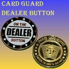 Metall Poker Dealer Button / Card-Guard / Chips Guards Nr.1161