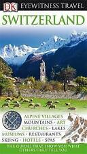 DK Eyewitness Travel Guide: Switzerland, Collectif, Very Good condition, Book