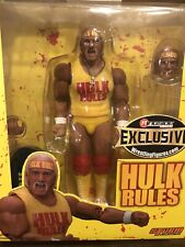 WWF WWE Storm Collectibles Hulk Hogan Ringside Exclusive,LIMITED, EXCELLENT CON