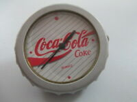 Coca-Cola 1980s Logo Bottle Cap Watch Lapel Pin