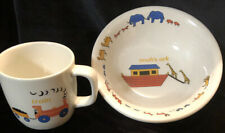 Childs Cup & Bowl 'Toys' Made By Adams England