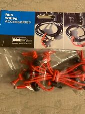 Think Tank Photo Red Whips Bungie Cables: 10 Pack (New)