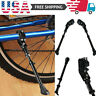 Adjustable Bicycle Kickstand Mountain Bike MTB Aluminum Side Rear Kick Stand