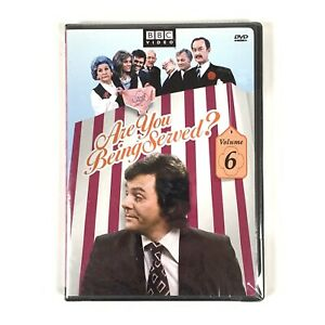Are You Being Served - Volume 6 (DVD, 2002) Brand New/Factory Sealed