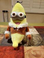 10 inch Minion Banana Stuffed Plush Toy Original Toy USA stock