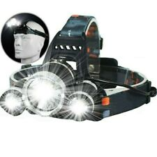 Headlamp 12000LM T6 LED Headlight Head Torch 18650 Flashlight Work Light Lamp