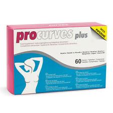 Procurves Plus 60 Pillen für mehr Brust Volumen natürliche Brustvergrößerung
