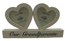 Our Grandparents Photo Frame - Wonderful Gift for Birthday or Christmas