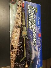 HO Presidents Choice 6060 Bullet-Nosed Express Train Set
