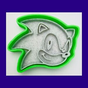 Sonic Cookie Cutter