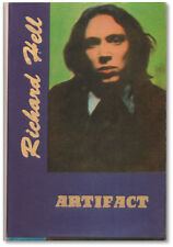 Artifact:  Notebooks from Hell 1974-1980 - Signed by Richard Hell- First Edition