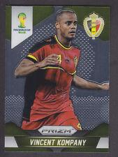Panini Prizm World Cup 2014 Brazil - Base # 19 Vincent Kompany - Belgium