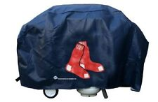 BOSTON RED SOX ECONOMY BBQ BARBEQUE GRILL COVER COOKING MLB BASEBALL