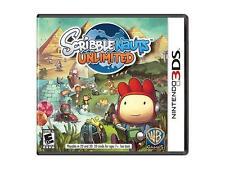 Scribblenauts Unlimited Nintendo 3DS