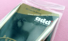 """9mm ADDI Premium Circular Knitting Needle 16""""/24""""/32"""""""