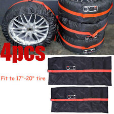 "4x17""-20"" Car SUV Spare Wheel Tyre Tire Protection Storage Bag Carry Tote Cover"