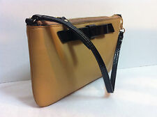 NWT KATE SPADE Lolly Chelsea Park Leather Wristet/Clutch MACCHIATO $95 IPHONE6