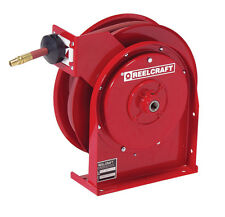 "REELCRAFT 4625 OLP 3/8"" x 25ft. 300 psi  for Air & Water service with Hose"