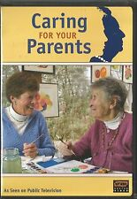 CARING FOR YOUR PARENTS WGBH DVD BRAND NEW SEALED