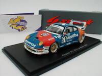 "Spark S5512 - Porsche 911 GT2 Nr. 91 24h Le Mans 1995 "" T. Saldana "" 1:43 NEU !!"