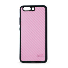 "^ bolso back case funda TPU flip carbon beeyo Apple iPhone 6 4,7"" Pink"