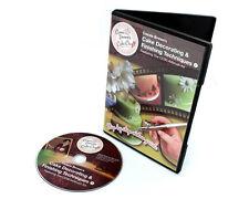 Model Craft Tecniche di decorazione finitura torte DVD vol. 1 CD3102 Cake Design