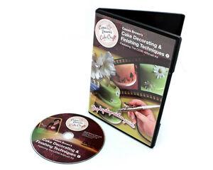 Model Craft Techniques De Décoration Finition Gâteaux DVD Vol. 1 CD3102 Design