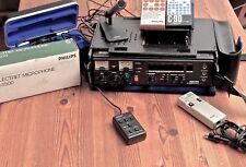 Philips D6920- 2. Gen. - DAS KOMPLETT- Cassetten Kombi-Gerät mit ALLEM Zubehör!