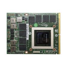 NVIDIA GeForce GTX480M 2GB laptop graphics card for Alienware M17X R3 R4 M18X R1