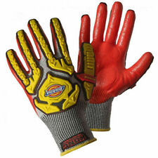 Dickies Kong Work Gloves Knit Silicone Heavy Duty GL01HDC5  - Size XL