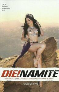 Die!namite #4 Rachel Hollon Cosplay Variant Dynamite 2021