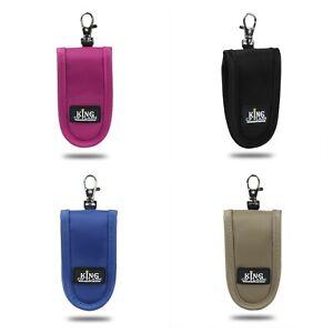 USB Flash Drive Portable Travel Shuttle Pocket Case - Holds 2 USB Sticks