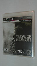 BRAND NEW Sealed Medal of Honor (Sony PlayStation 3, 2010)