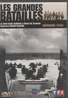 Les Grandes Batailles - Normandie 1944 Dvd Documentaire Guerre