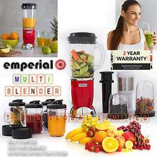 Multifunzione 4 in 1 Succo di frutta Smoothie Maker Frullatore Smerigliatrice